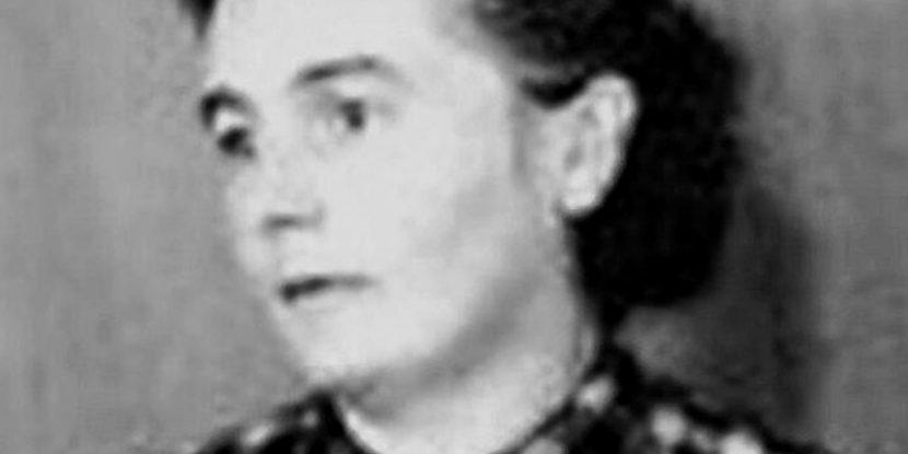 Anna Ebermann Antifaschistin und KPD-Mitglied aus Weißensee