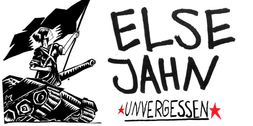 Else Jahn – antifaschistische Lotsin für die Rote Armee